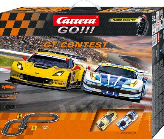 Carrera GO!!! GT Contest - Racebaan in Roverberg
