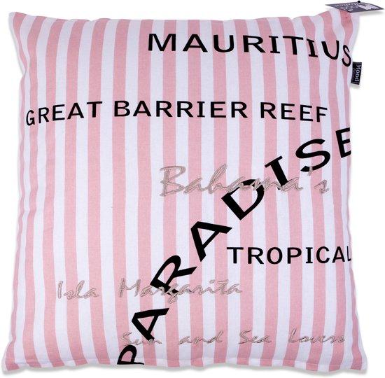 bol.com : In The Mood Mauritius Sierkussen - Softpink - 50x50 cm ...