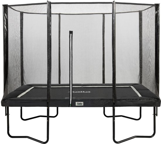 salta premium black edition 153x213cm zwart trampoline. Black Bedroom Furniture Sets. Home Design Ideas