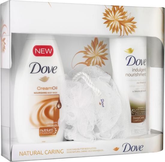 Dove Fine Silk - 3 delig - Geschenkset