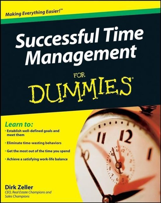 Time management for dummies pdf xchange