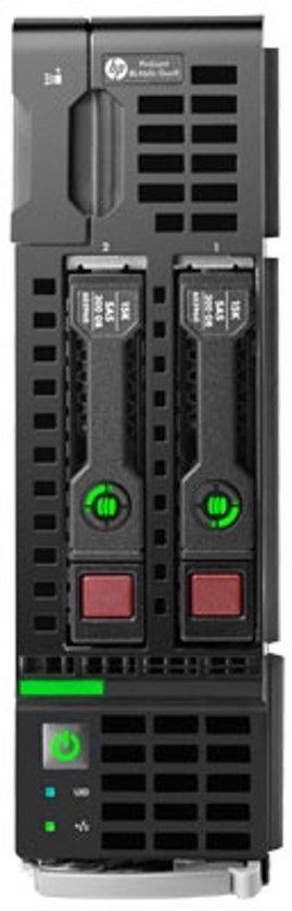Hewlett Packard Enterprise ProLiant BL460c Gen9 2.4GHz E5-2620V3 Lemmet