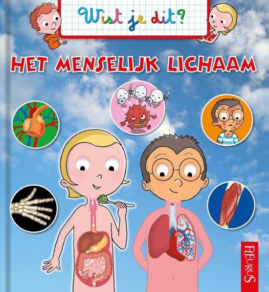 Kids N Fun 17 Kleurplaten Van Menselijk Lichaam