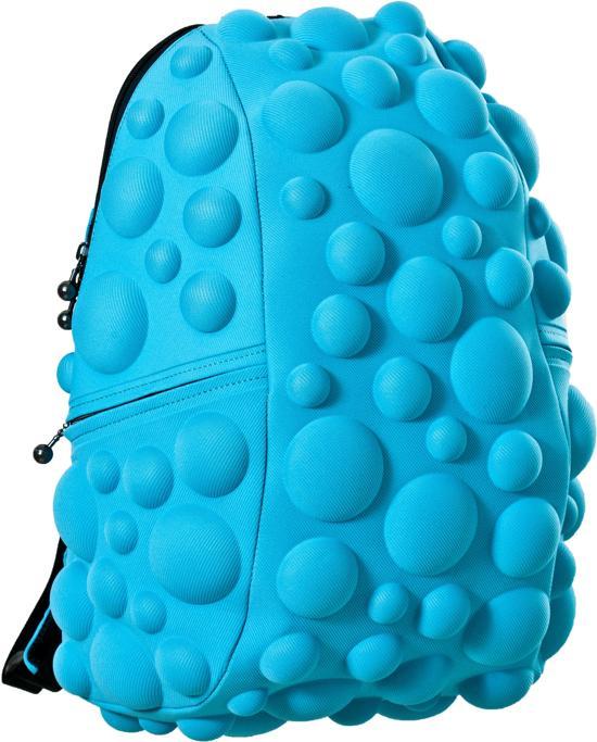 MadPax Bubble Full Rugzak / Laptoptas 17 inch Neon Blauw in Willebroek