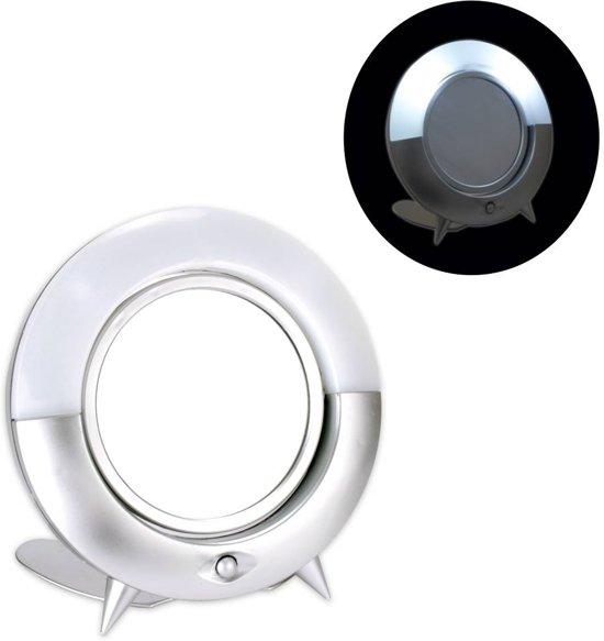 Make up spiegel met verlichting for Bol com verlichting