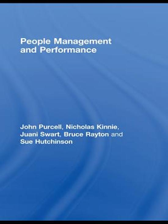 managing people and performance Find new ideas and classic advice for global leaders from the world's best business and management experts  leadership & managing people magazine article  hbr guide to performance management.