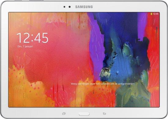 Samsung Galaxy Tab PRO - 10.1 inch (T525) - met 4G - 16 GB - Wit - Tablet