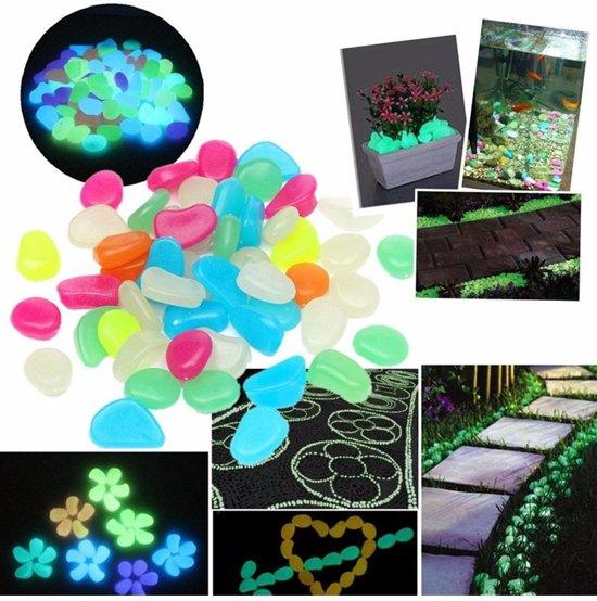 Glow in the dark decoratie steentjes for Decoratie steentjes