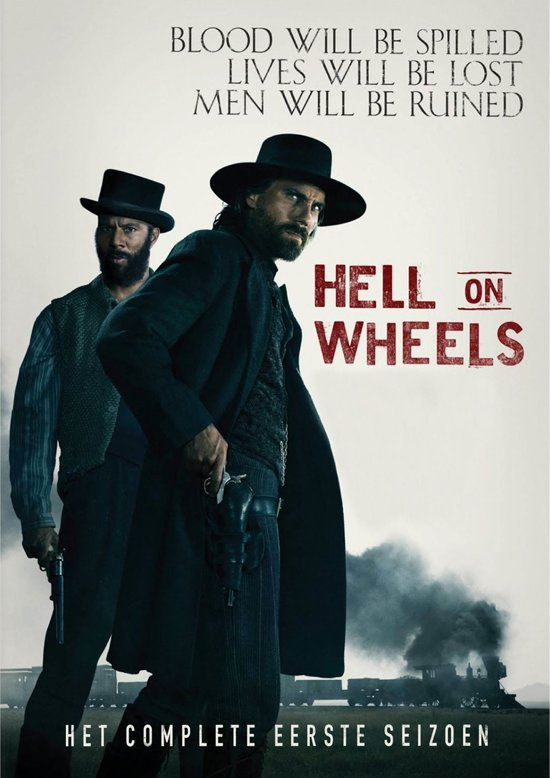 Hell On Wheels - Seizoen 1