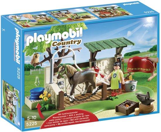 Playmobil Paarden Verzorgingspost - 5225