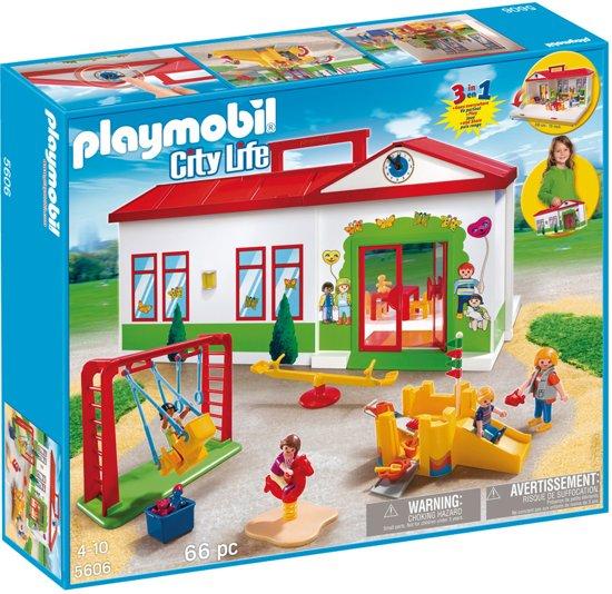 Playmobil Kinderopvang - 5606 in Abbekinderen