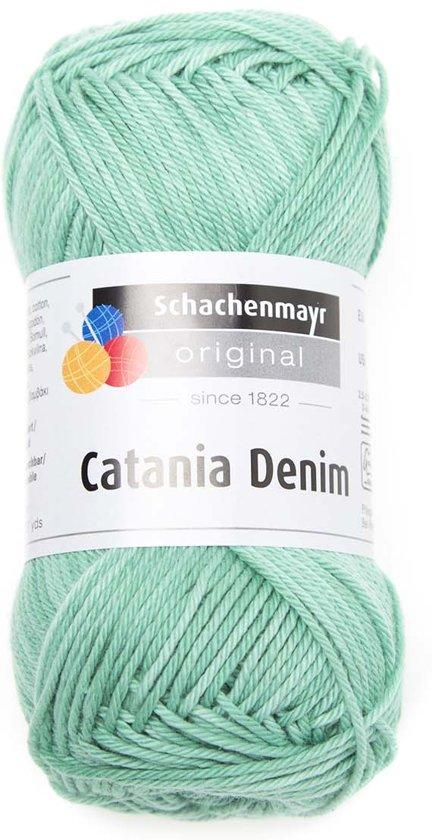 Breiwol Catania denim kleur 0170 in Holten