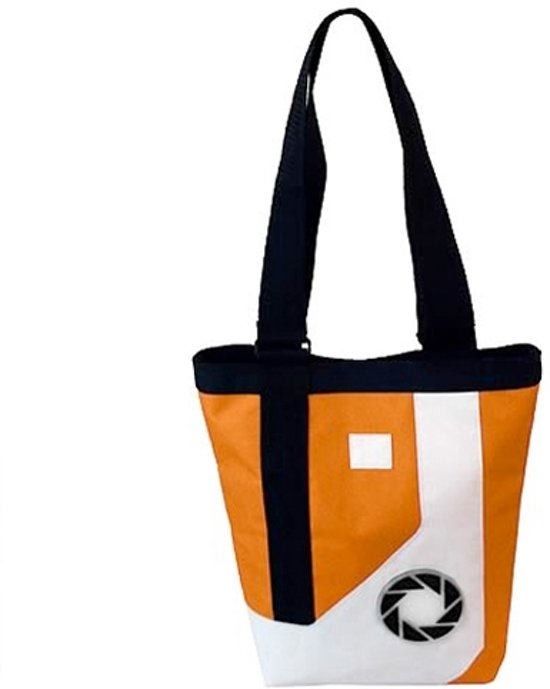 Portal 2 Chell Jumpsuit Tote in Kleindorp