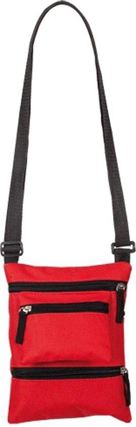 Schoudertasje Camera : Bol sols reistasje schoudertasje rood