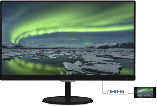 Philips 237E7QDSB - AH-IPS Monitor