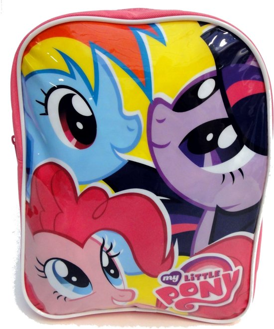 My Little Pony - Rugzak - Kinderen - Roze in Nijstad