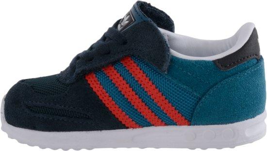 Adidas Schoenen Blauw Oranje