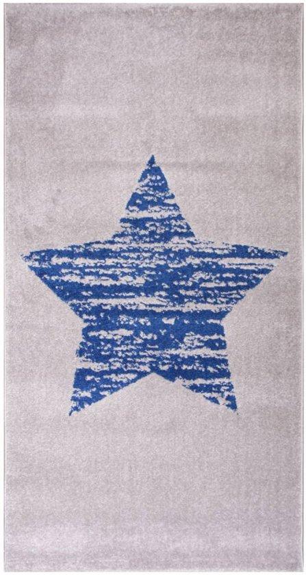 Blauw vintage tapijt babykamer 80x150 baby - Tapijt babykamer ...