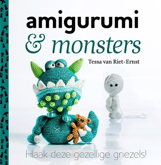 Amigurumi Baby Monsters : bol.com Amigurumi en monsters, Tessa van Riet-Ernst ...