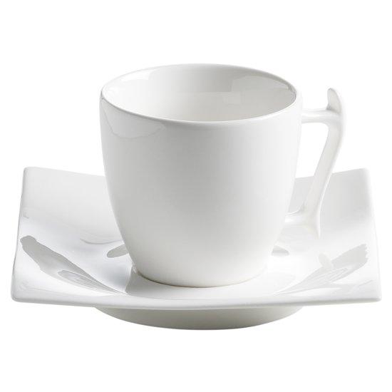 Maxwell & Williams Motion - Espressokop met Schotel