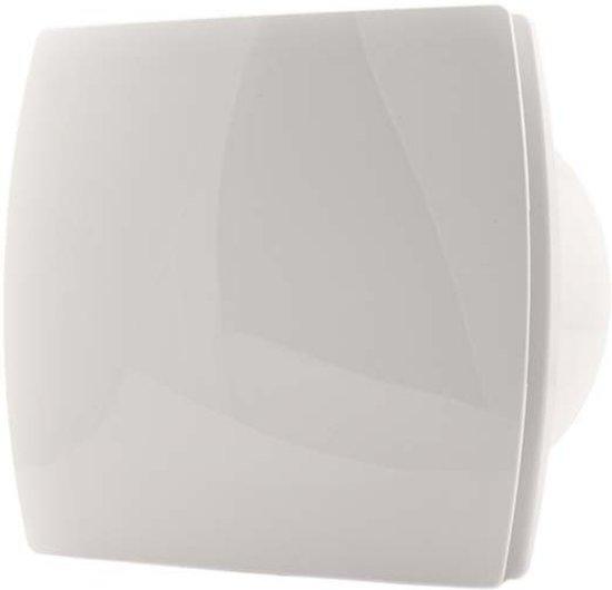 Leemstuc In De Badkamer ~ bol com  Badkamer  toilet ventilator ?100mm WIT Design  Klussen
