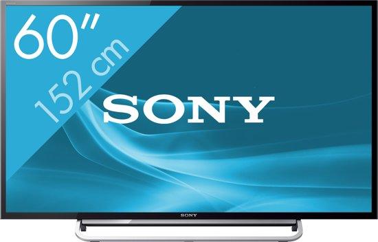 Bol Com Sony Bravia Kdl 60w605 Led Tv 60 Inch Full