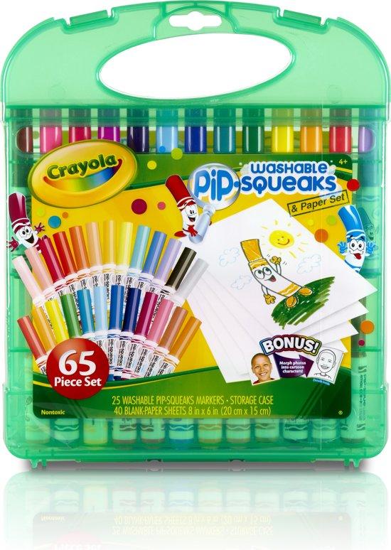 Crayola Pipsqueaks tekenkoffer in Amsterdam