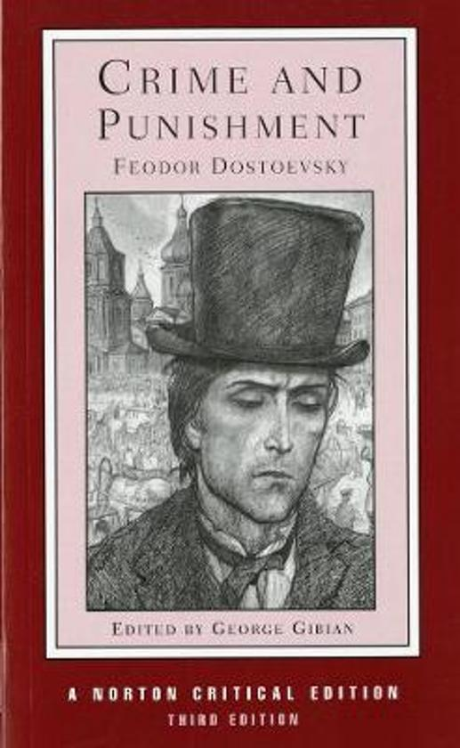 crime and punishment by dostoevsky essay Free crime and punishment papers crime and punishment, by fyodor dostoevsky - slow slicing crime and punishment essay] 1514 words.
