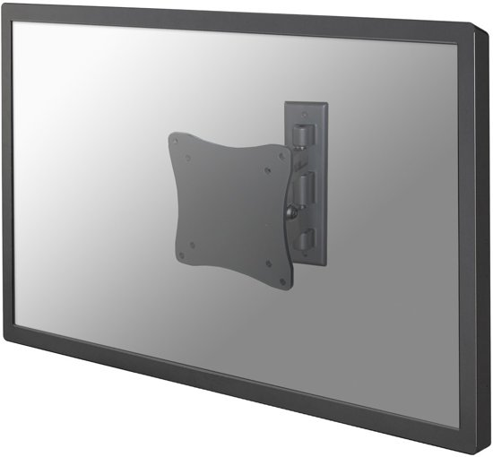 lcd tv wandmontage zilver elektronica. Black Bedroom Furniture Sets. Home Design Ideas