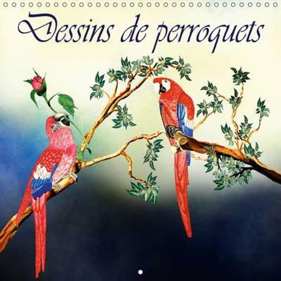 Dessins de perroquets dusanka djeric 9781325053360 boeken - Dessins de perroquets ...