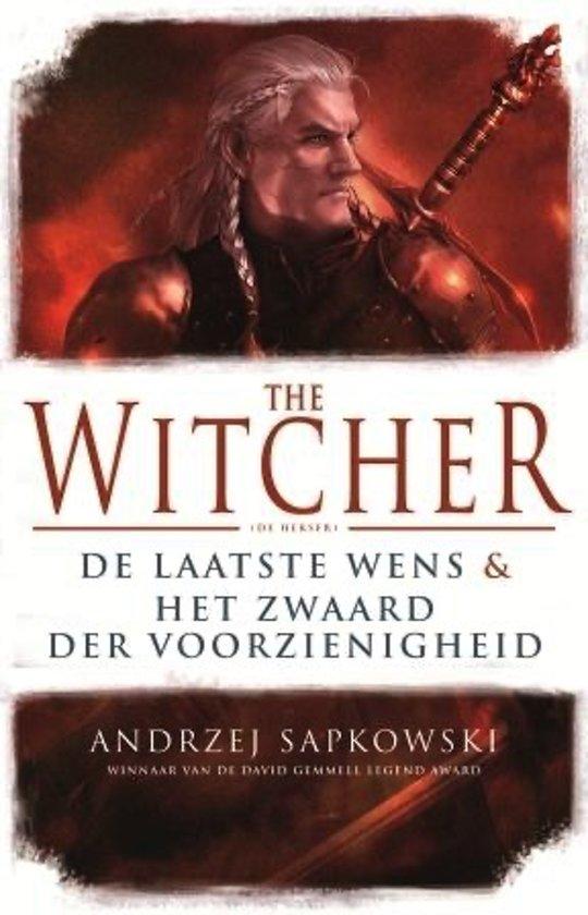 The Witcher 1 - De laatste wens en het zwaard der voorzienigheid - Andrzej Sapkowski - 9789024563999
