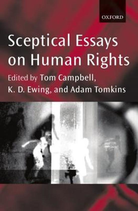 Human Rights & Civil Liberties Law