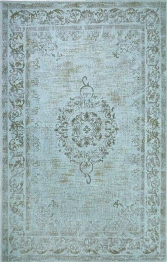 Brinker carpets vintage vloerkleed dae dew 160 for Wohnzimmertisch 100 x 50