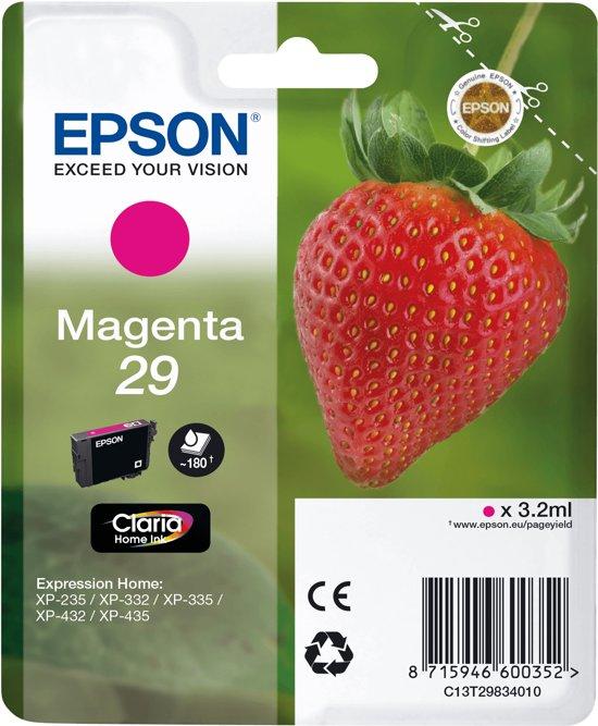 Epson 29 - Inktcartridge / Magenta
