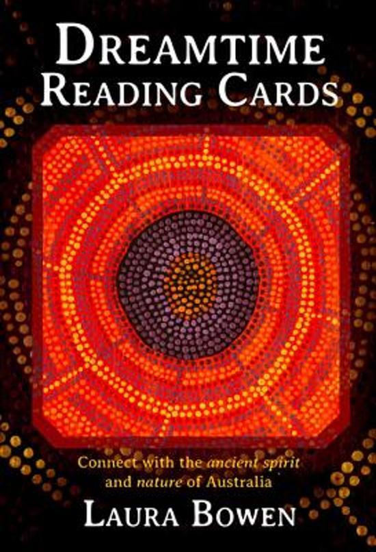 Dreamtime Reading Cards in Espel