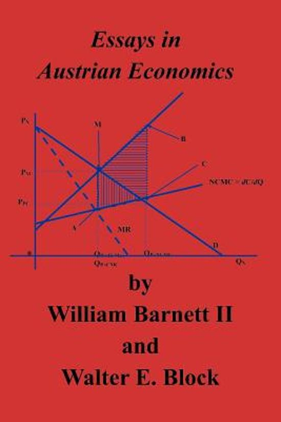 Essays in Economics