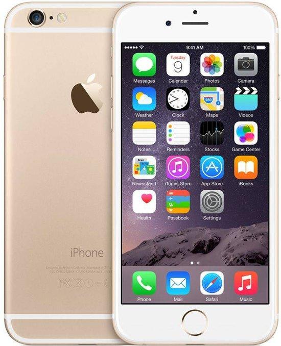refurbished apple iphone 6 16gb goud. Black Bedroom Furniture Sets. Home Design Ideas