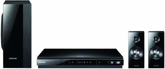 Samsung HT-D5200 - 2.1 Home cinema set