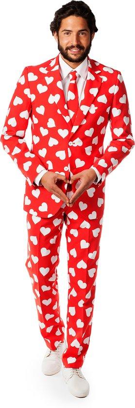 OppoSuits Mr. Lover Lover - Kostuum - Maat 58 in De Heiberg
