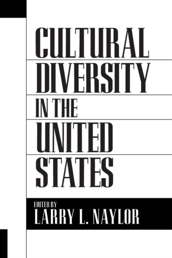understanding cultural diversity in the united This unique work serves as a first step in beginning the quest for greater understanding and appreciation of diversity culture and diversity in the united.