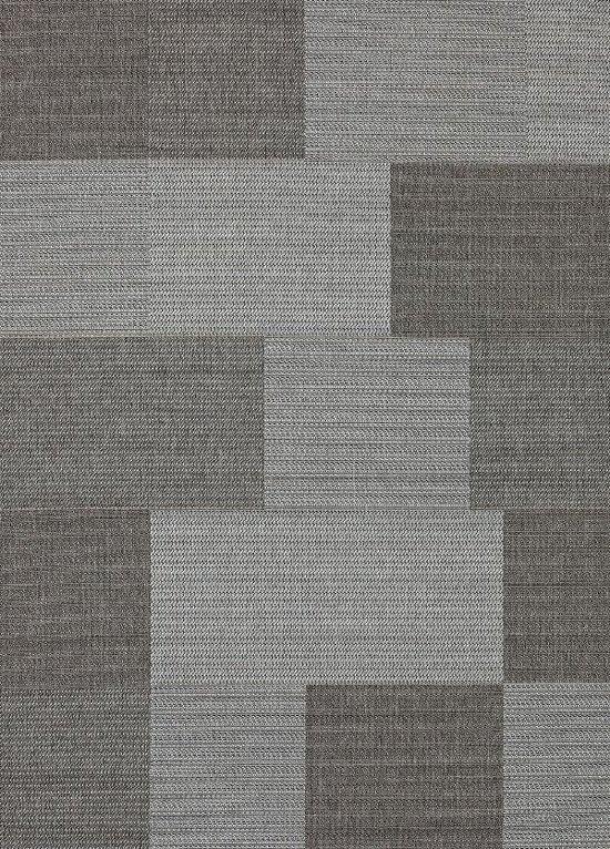 bol.com : Vloerkleed Sisal 20658-95 Grey 120x170 cm : Wonen