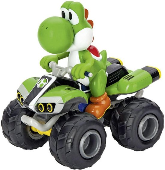 carrera rc mario kart 8 rc auto yoshi stadlbauer. Black Bedroom Furniture Sets. Home Design Ideas