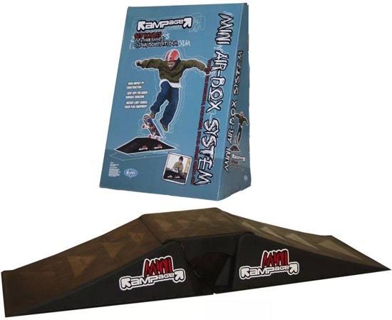 Rampage Mini Airbox - Skateschans in Oensel
