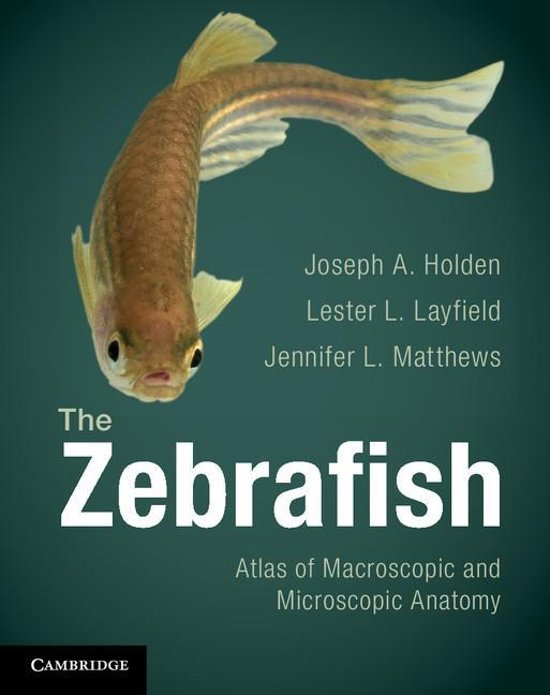 bol.com | The Zebrafish: Atlas of Macroscopic and ...