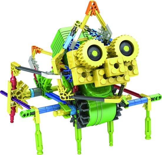 Robot special vogelspin met motor loz robotic for Robotic motors or special motors