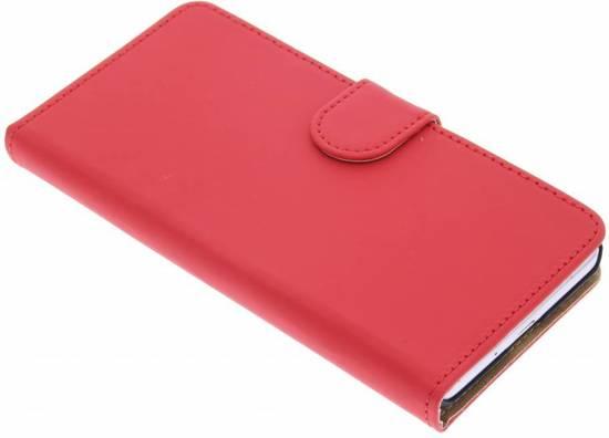 Rode Keukenapparaten : bol.com Rode effen booktype hoes – Samsung Galaxy Grand Prime