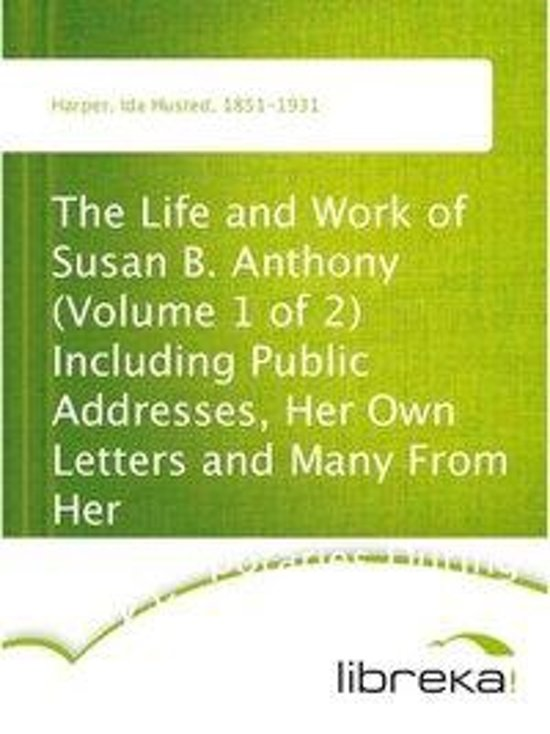 the life of susan b anthony