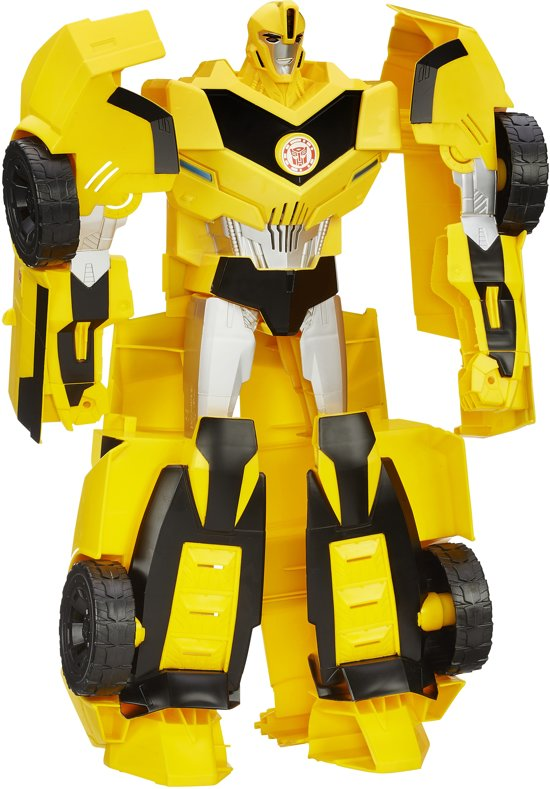 Transformers Elektronische Super Bumblebee - Robot in Melsen