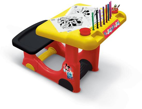 Mickey mouse school bureau voor kinderen - Bureau kinderen ...