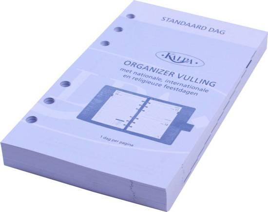 6211 15 Kalpa Standaard organizer agendavulling voor 2015 met 1 dag ...
